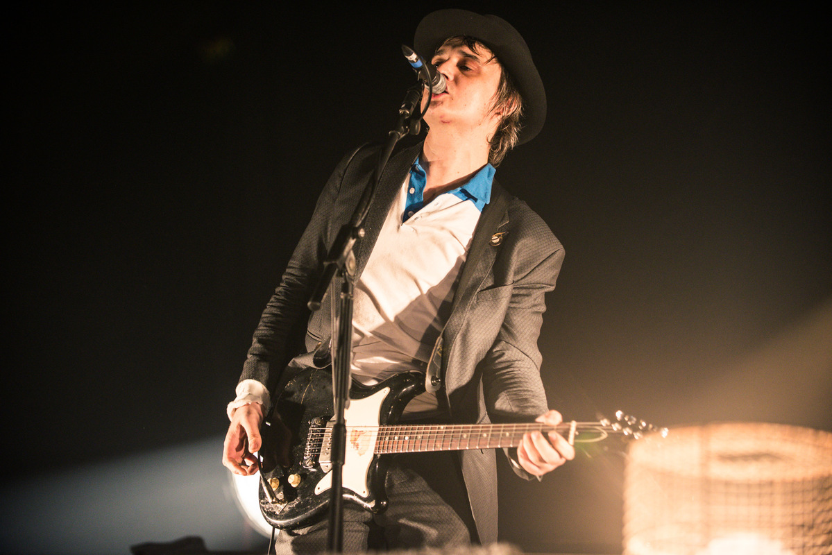 Drew Stewart Photography - Music Photographer Live/Promo - The Libertines
