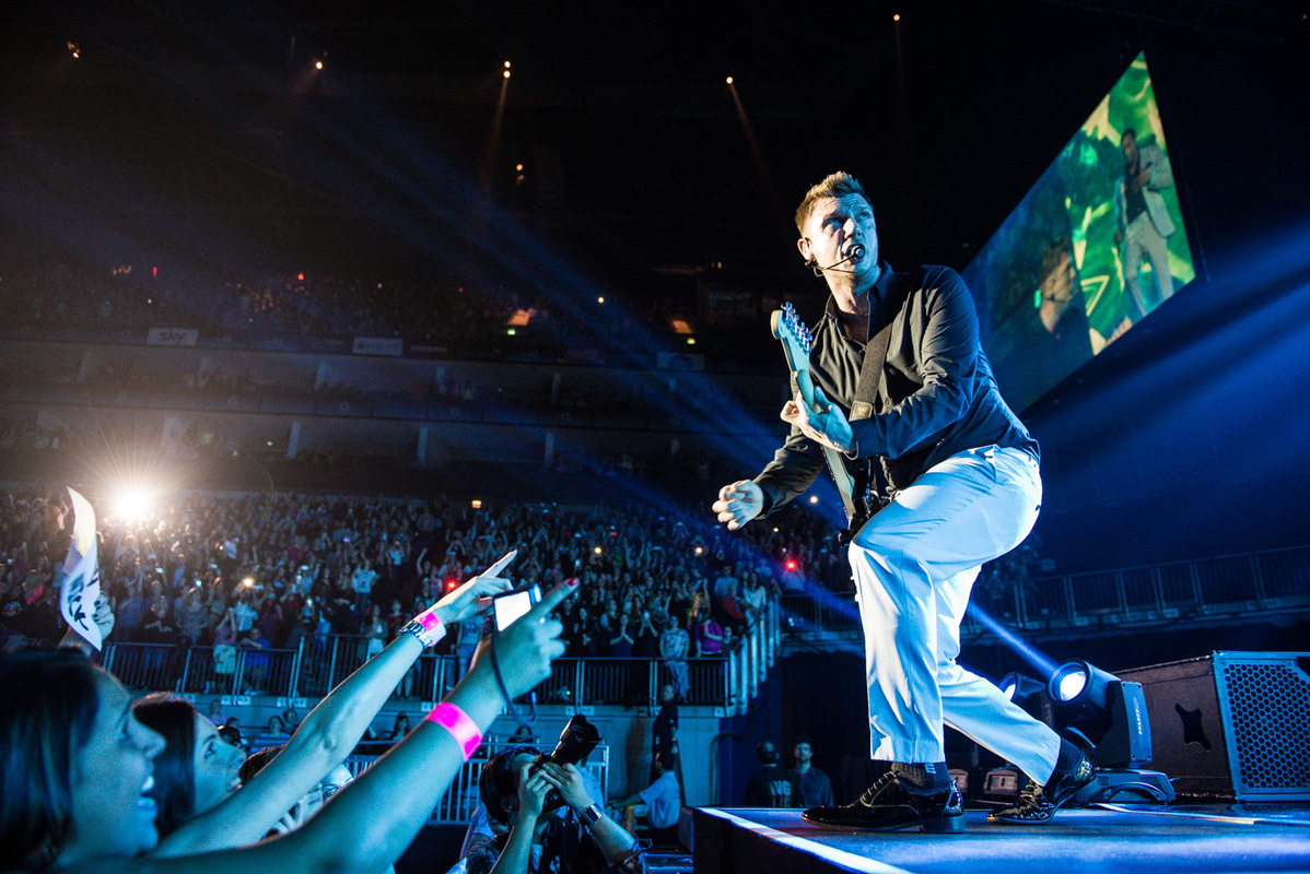 Drew Stewart Photography - Music Photographer Live/Promo - Backstreet Boys