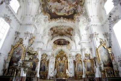 Megapixels Productions - Bavarian Church