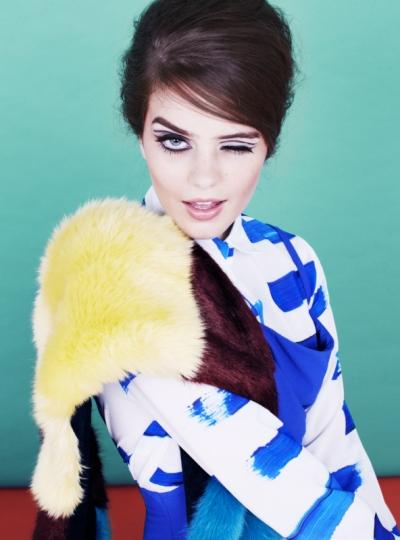 Lucie Clifford - Pop Your Colour