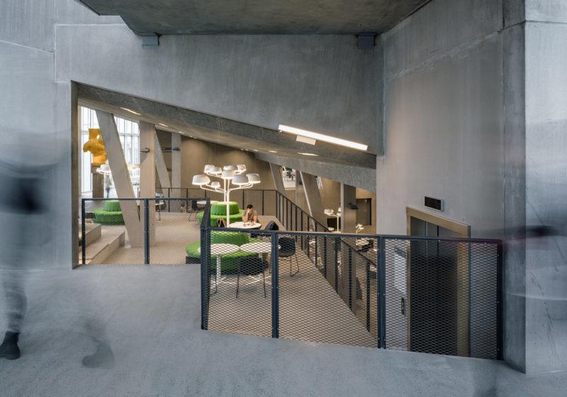 www.lenaflodman.com - Ankeborg, resin + concrete 2015 Placed in NOVA-huset at Örebro University by Statens konstråd