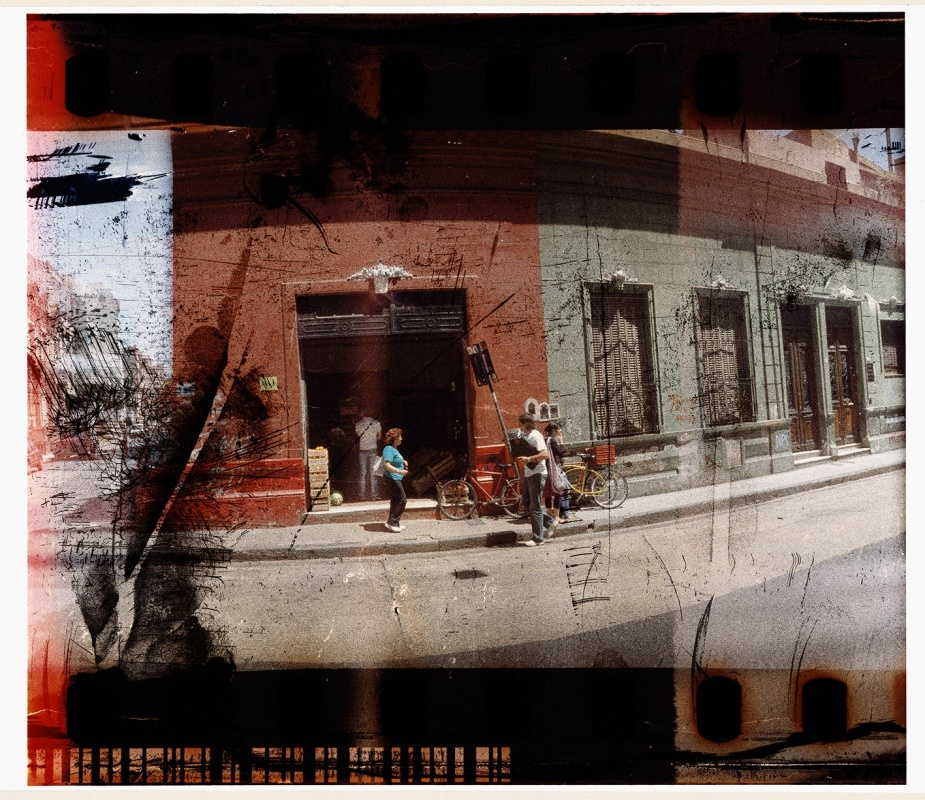 linda cartridge photographer and artist - Las Calles Cacabuco