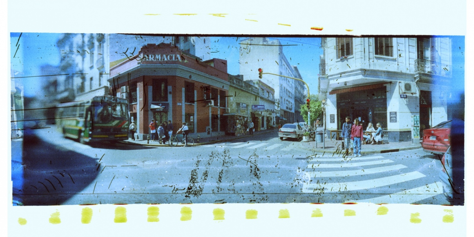 linda cartridge photographer and artist - Las Calles Bolivar II