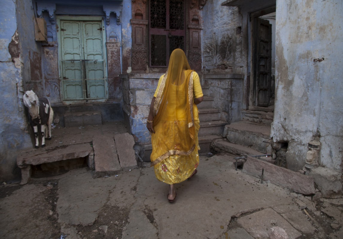 linda cartridge photographer and artist - India, Rajasthan, Hijra
