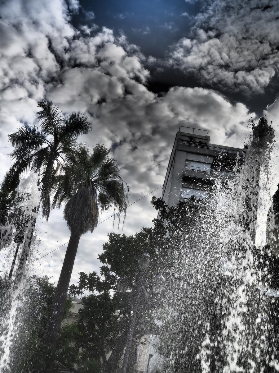 linda cartridge photographer and artist - Parque Lezama, Argentina