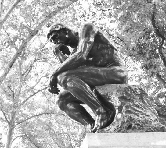 Tariq AlHadad - Rodin Museum, Benjamin Franklin Pkwy
