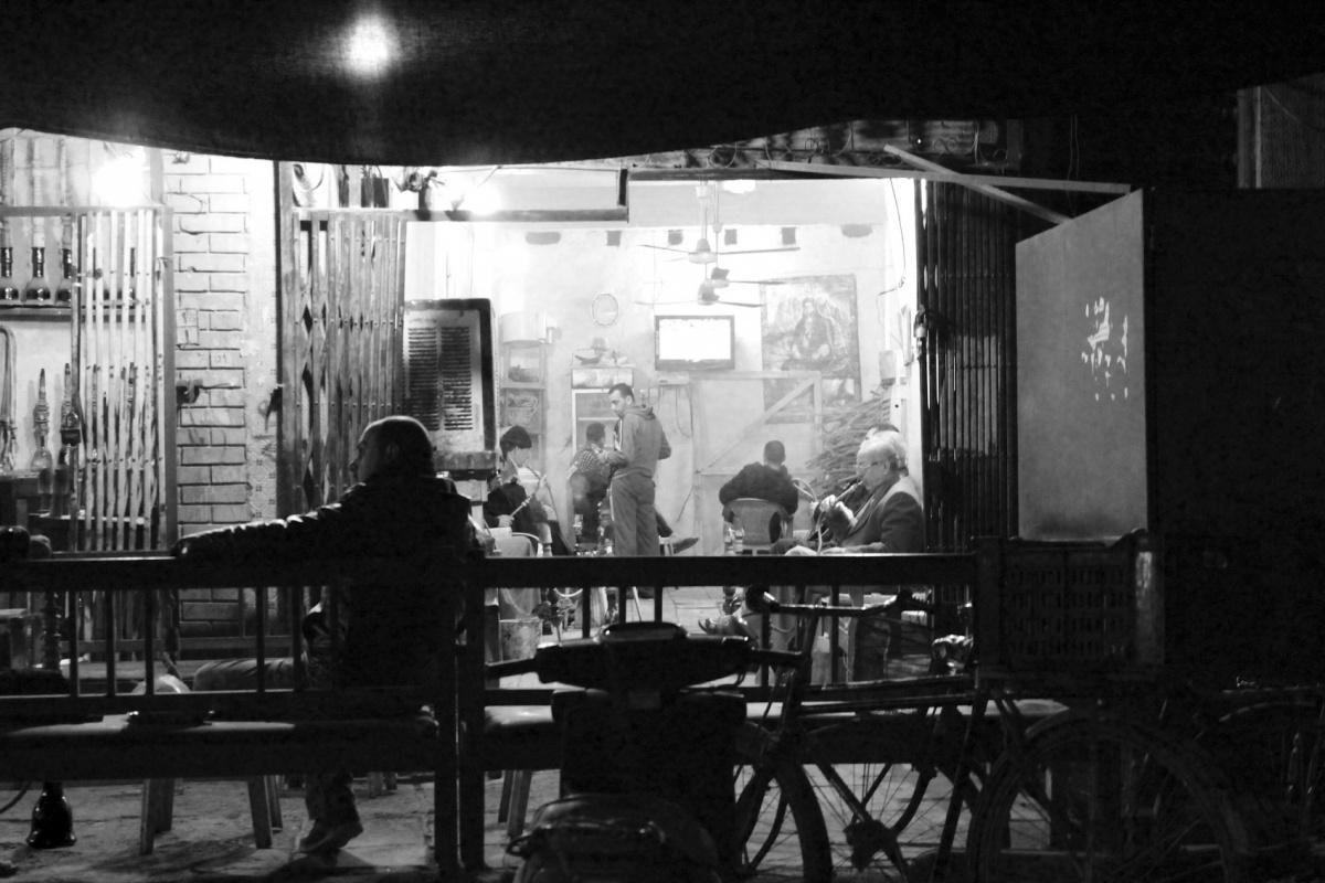 Tariq AlHadad - Cafe in Karbala, IRAQ