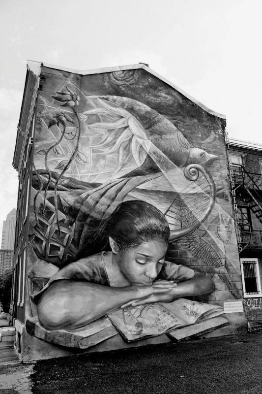 Tariq AlHadad - Graffiti, Philadelphia, U.S.A