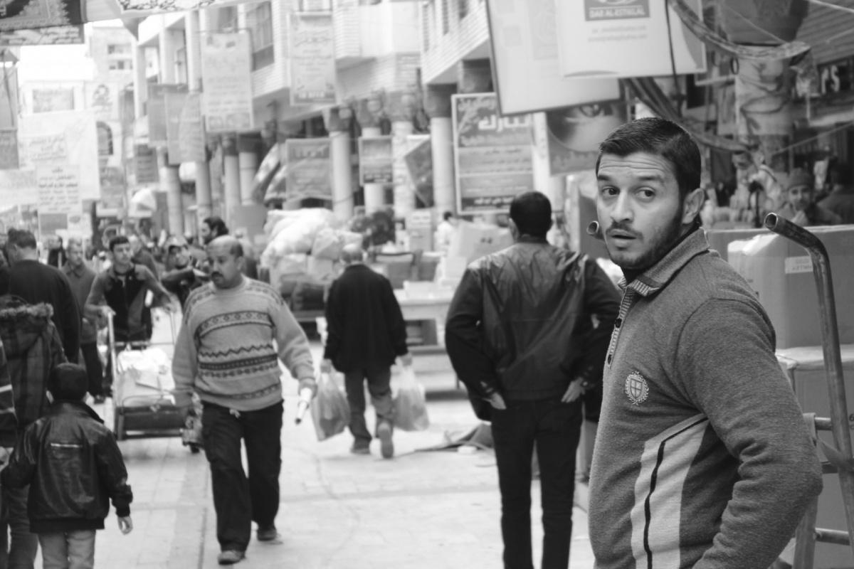 Tariq AlHadad - Al Mutanabi Street, Baghadad, IRAQ