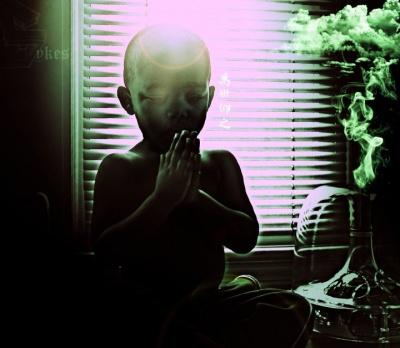 Omar Sykes Photography - Green 3