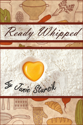 T.K. Hunter - Custom eBook Cover Designer - Second cover concept for Ready Whipped.