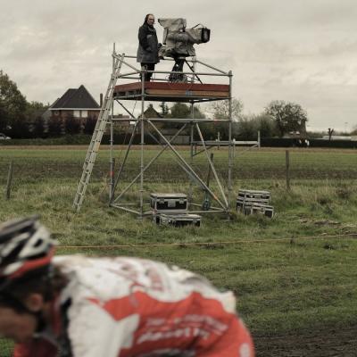 fotografie johannes poettgens - koppenberg cyclocross / belgien