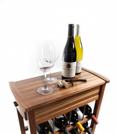 Fergal Spain Fine Furniture - Winerack