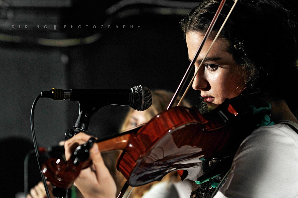 DKNG Photography - The violinist