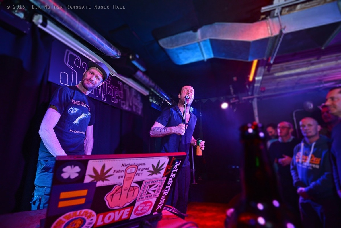 DKNG Photography - Sleaford Mods