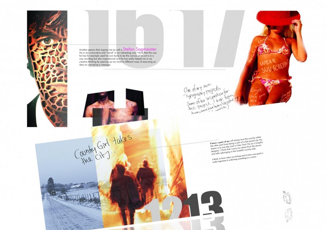 MRS K Inspirebeinspired - Design manifesto