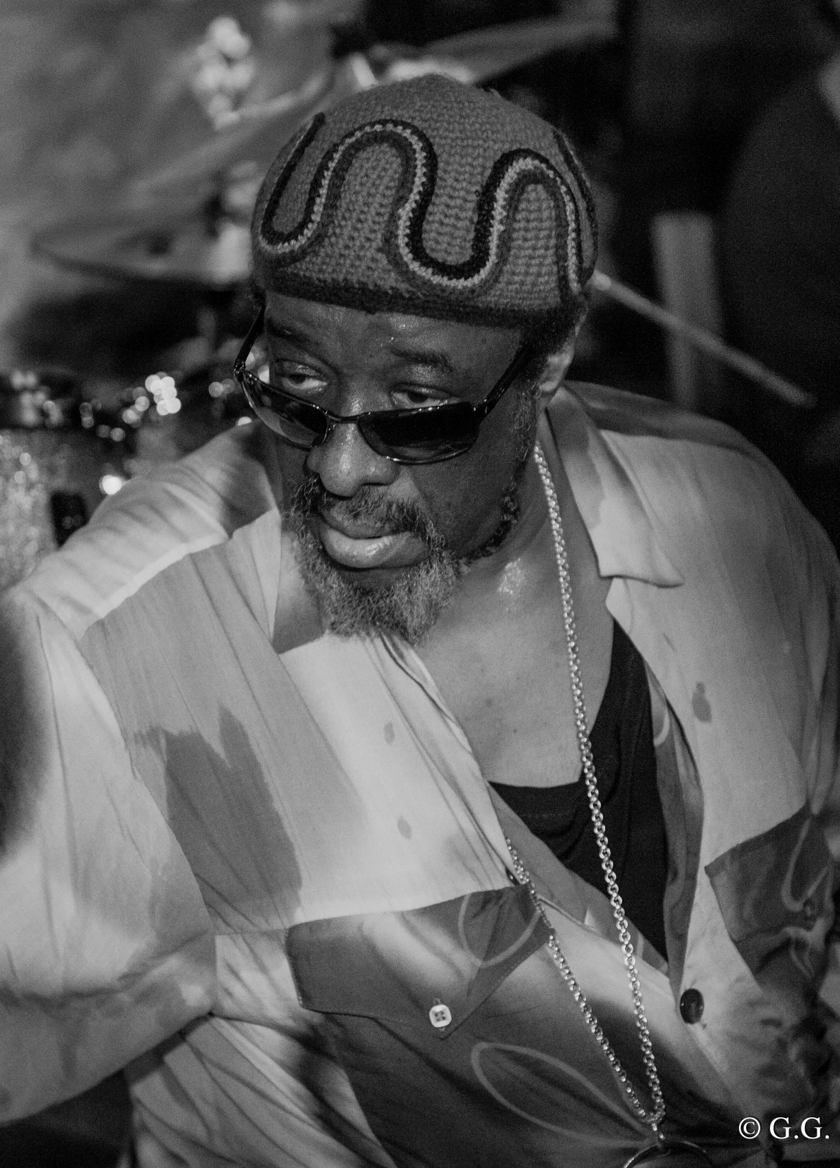 Gunnar Grimmer Photography - James Blood Ulmer
