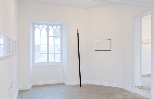 Philipp Valenta - Financial World, solo exhibition, Gate House Gallery, St Peter Port, Guernsey