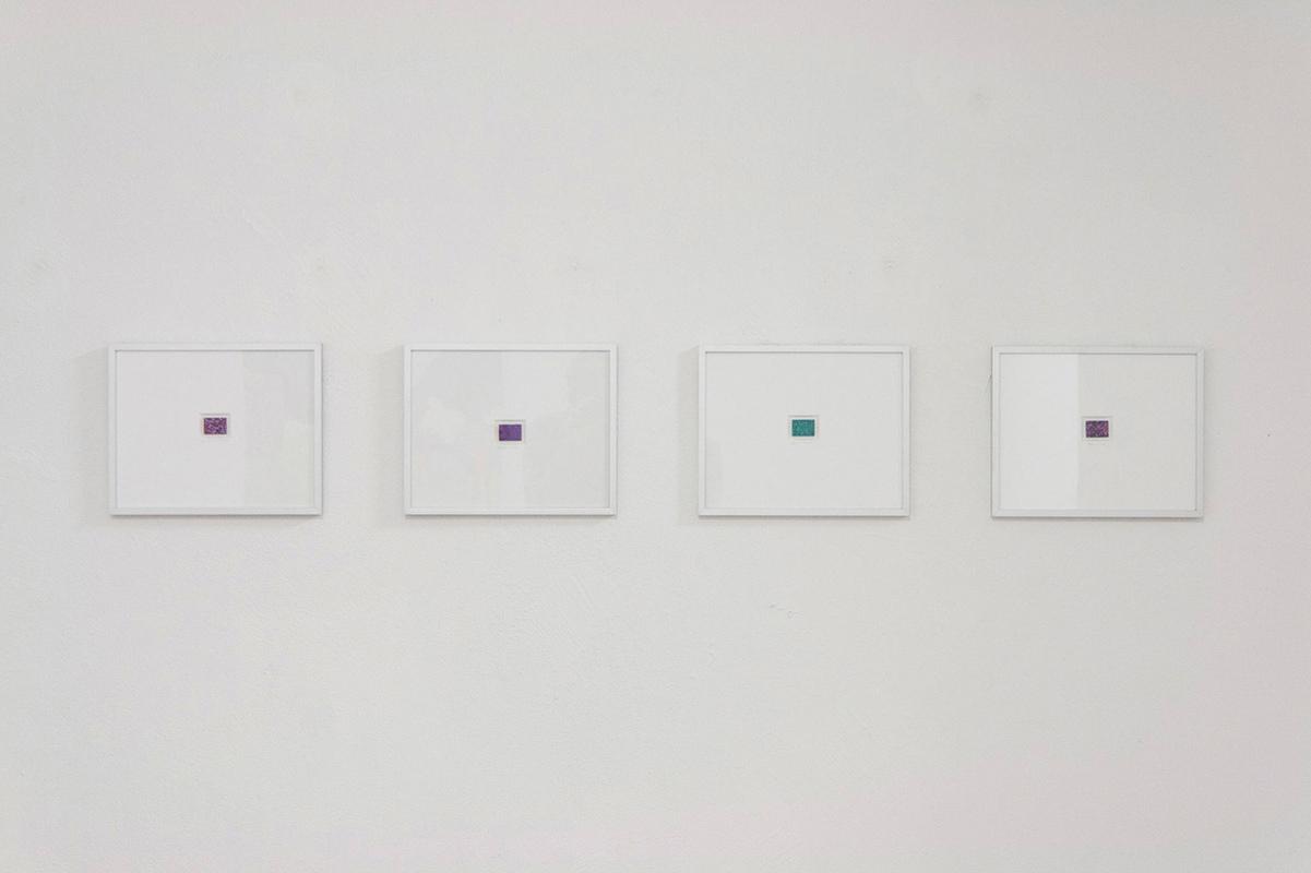 Philipp Valenta - Ausstellungsansicht Pilotenküche, Baumwollspinnerei Leipzig, 2013