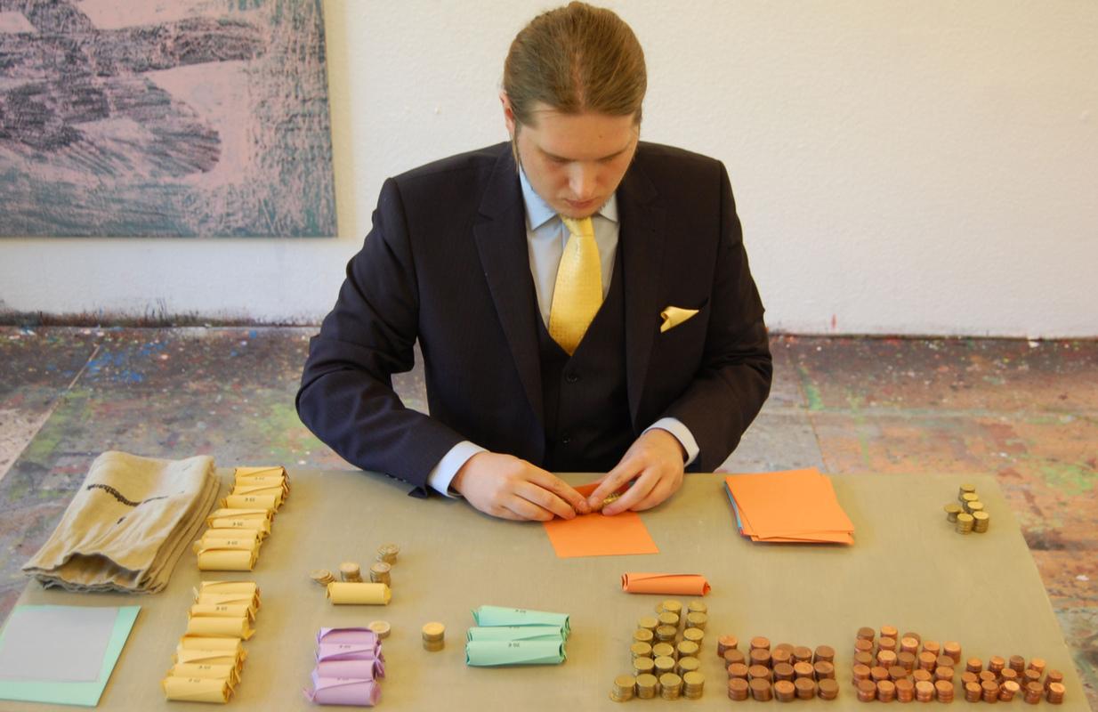 Philipp Valenta - Dokumentation Masala Kunstfestival 2012 (Foto Uwe Siemens)