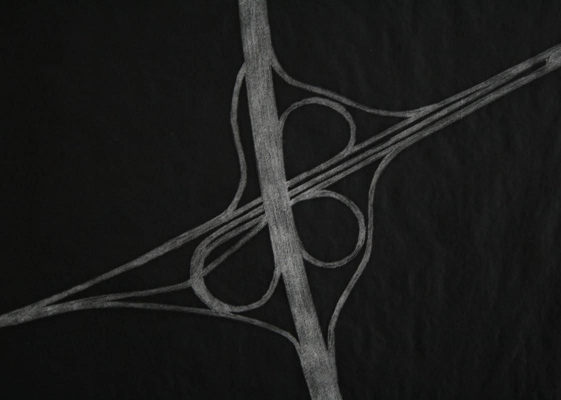 Philipp Valenta - Detail Kreuz Kamp-Lintfort