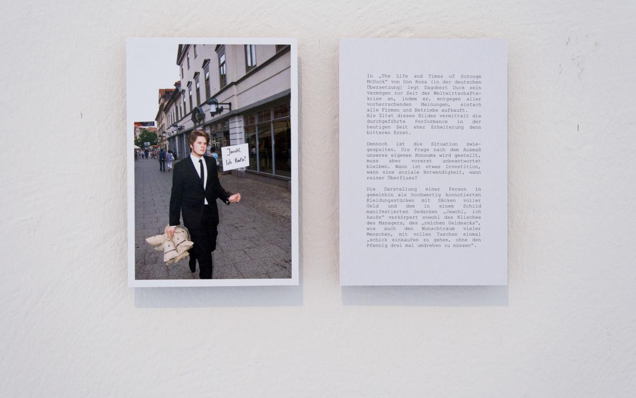 Philipp Valenta - Ausstellungsansicht Städtische Galerie Viersen, 2012