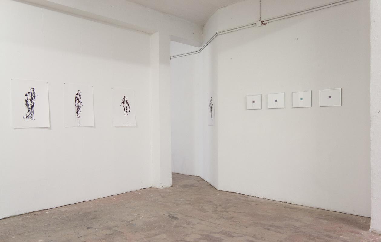 Philipp Valenta - Pilotenküche, Baumwollspinnerei Leipzig, 2013 (mit Arbeiten von Jana Voigtmann)