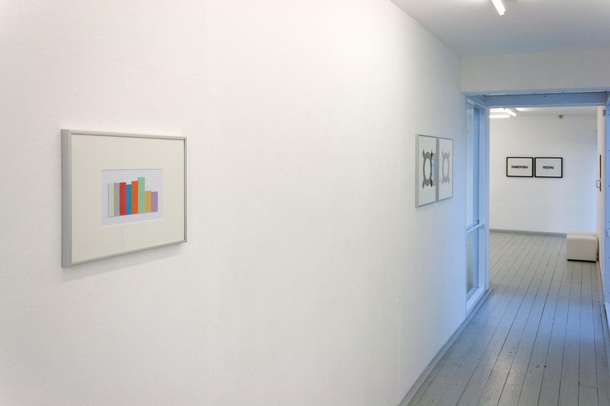 Philipp Valenta - das junge museum, solo exhibition, Bottrop, 2014