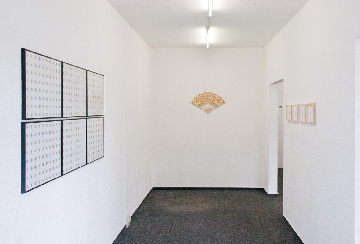 Philipp Valenta - Abgelehnt aus Bonitätsgründen, solo exhibition Ex14, Dresden