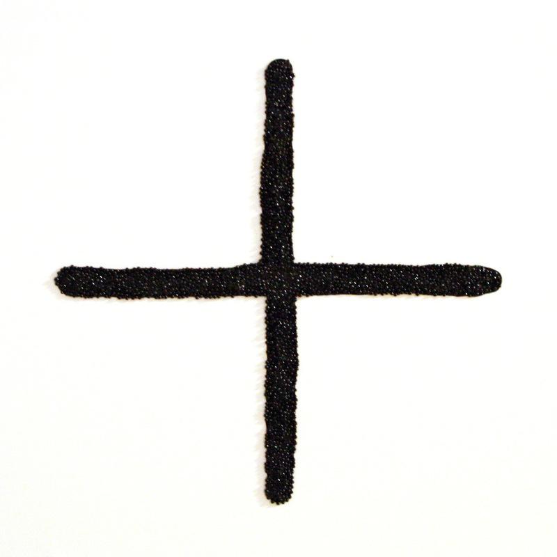 Philipp Valenta - Kreuz / cross Caviar