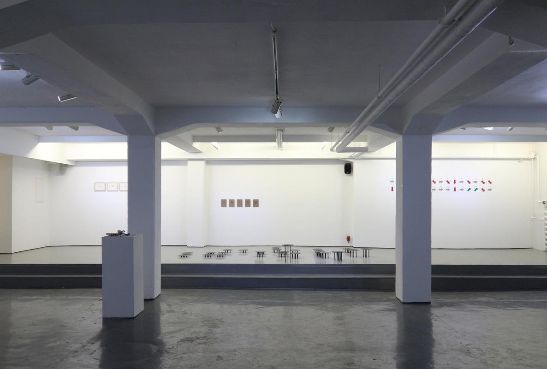 Philipp Valenta - The Road To Success, solo exhibition, kunstwerden e.V., Essen