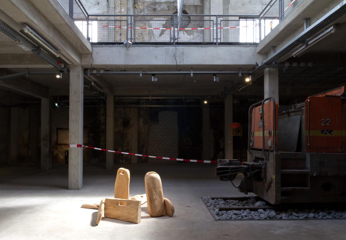 Philipp Valenta - Art Prize Ennepe-Ruhr 2017, LWL-Industriemuseum Henrichshütte, Hattingen