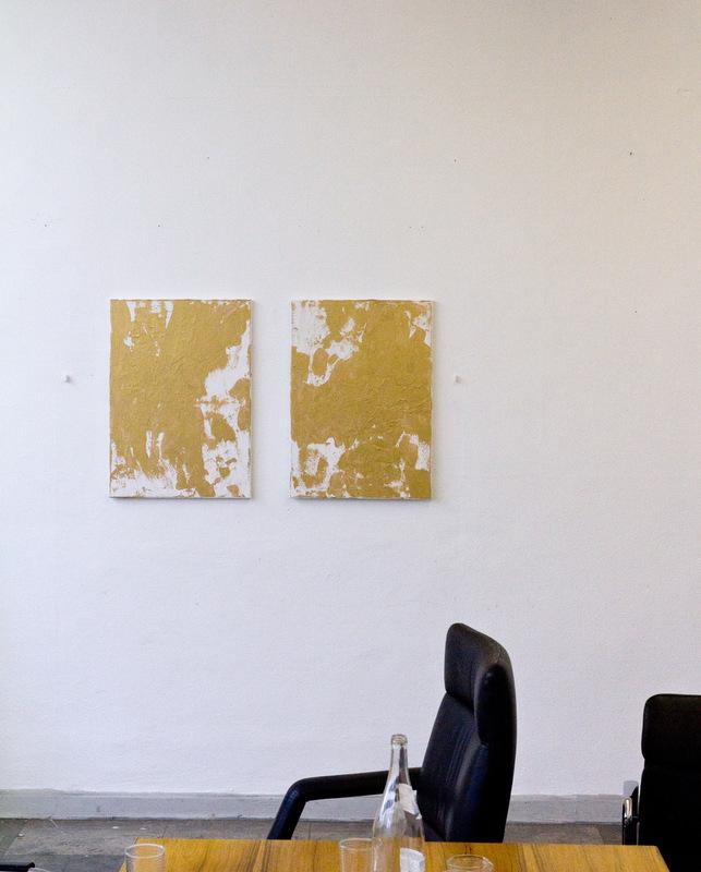 Philipp Valenta - Ausstellungsansicht Kunsthaus Haven, Oberhausen