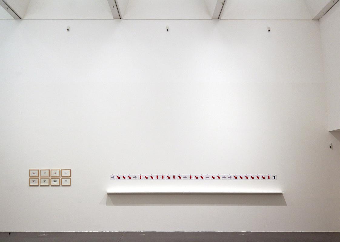Philipp Valenta - Ausstellungsansicht DEW21-Kunstpreis, Dortmunder U