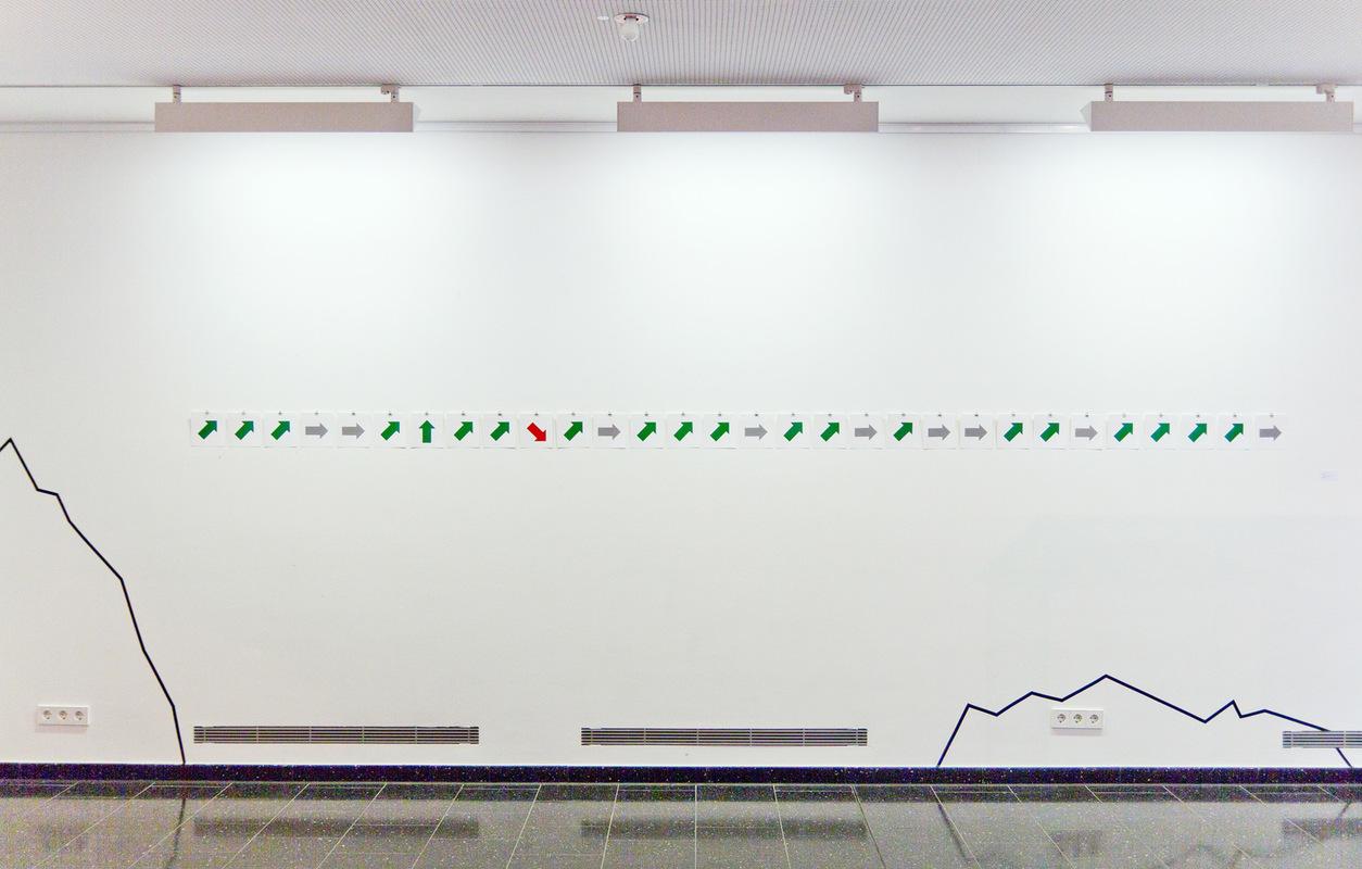 Philipp Valenta - Ausstellungsansicht Stadtmuseum Hattingen