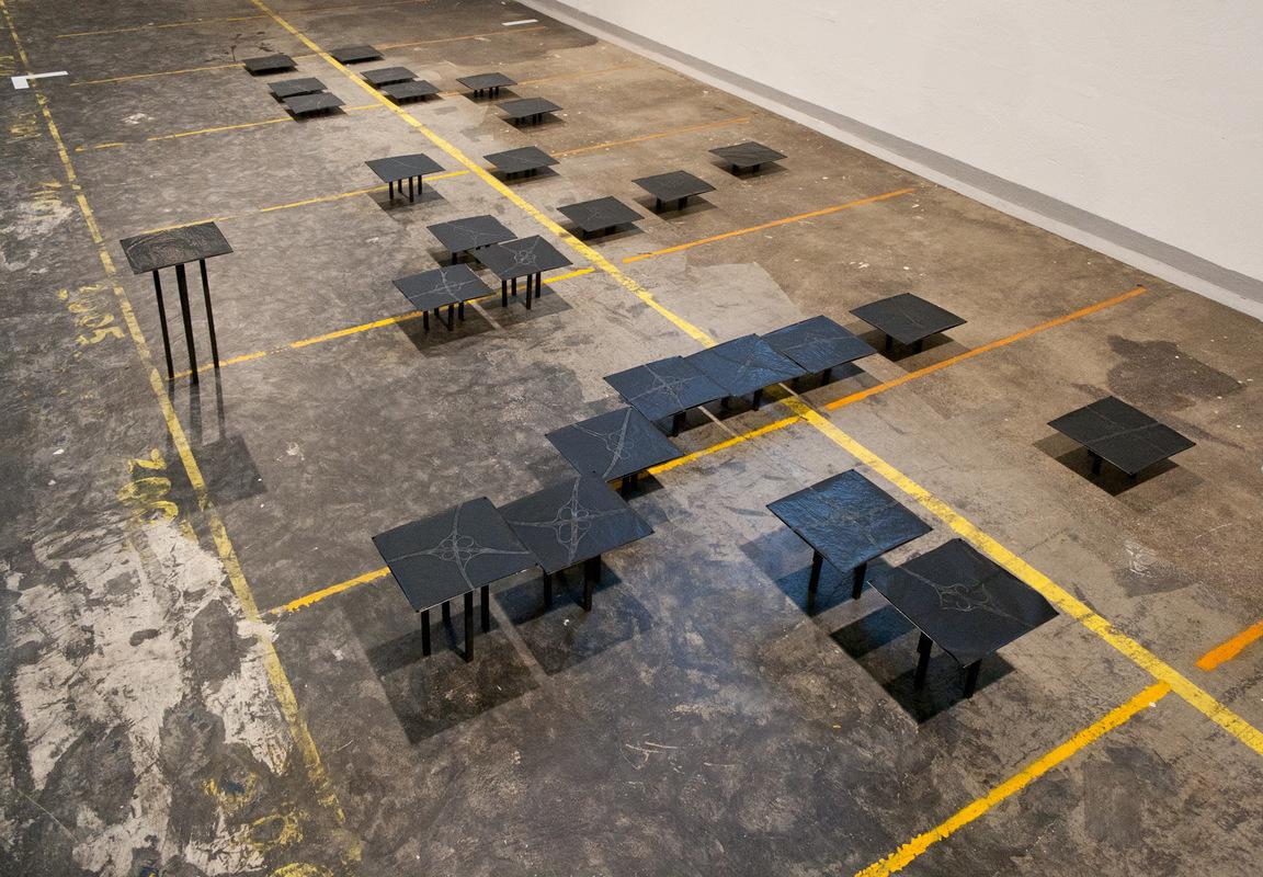 Philipp Valenta - Ausstellungsansicht Werner Richard - Dr. Carl Dörken Stiftung, Kunstpreis Ennepe-Ruhr 2015, Herdecke