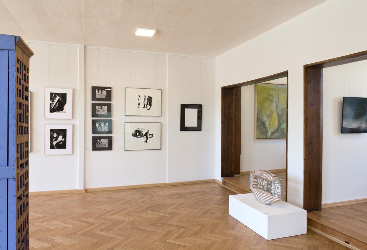 Philipp Valenta - 10 % - Was bleibt?, Verband Bildender Künstler Thüringen, Alte Orangerie Gotha