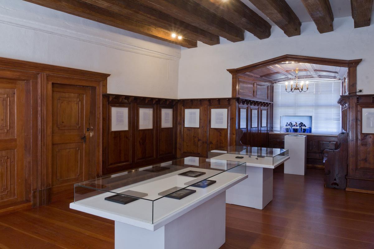 Philipp Valenta - These - Antithese, Museum Schloss Burgk