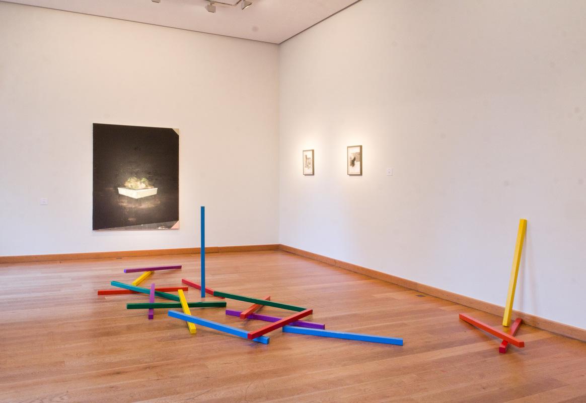 Philipp Valenta - Ausstellungsansicht / exhibition view Stiftung Starke, Berlin