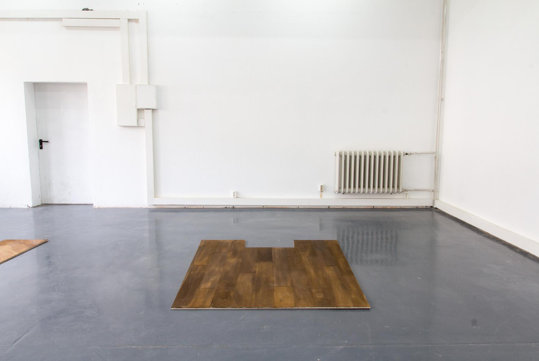 Philipp Valenta - Die Bretter, die die Welt bedeuten, Philipp Valenta, Hamburger Kunsthalle, 2019