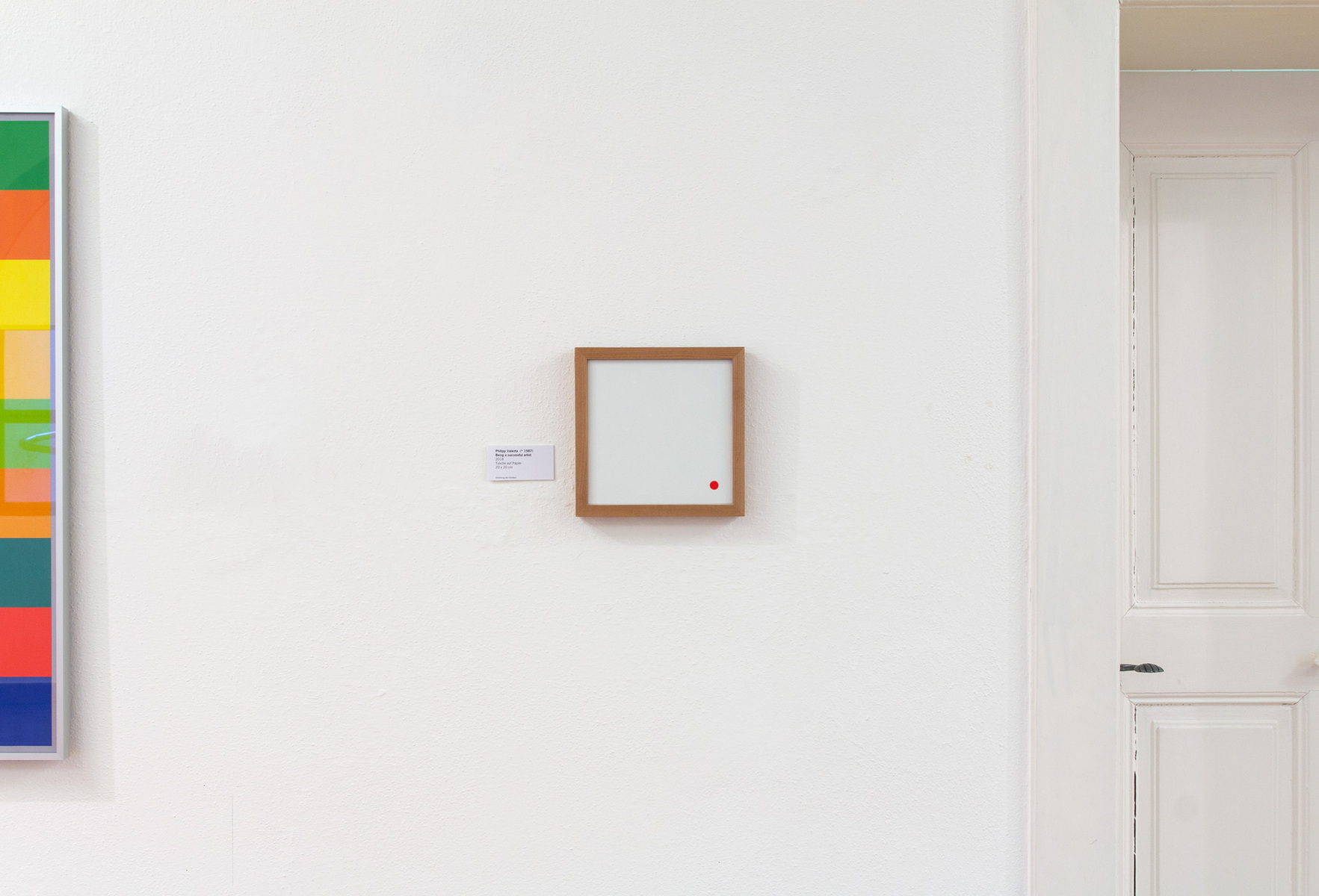 Philipp Valenta - Arbeit Sammlung Kunstmuseum Bayreuth