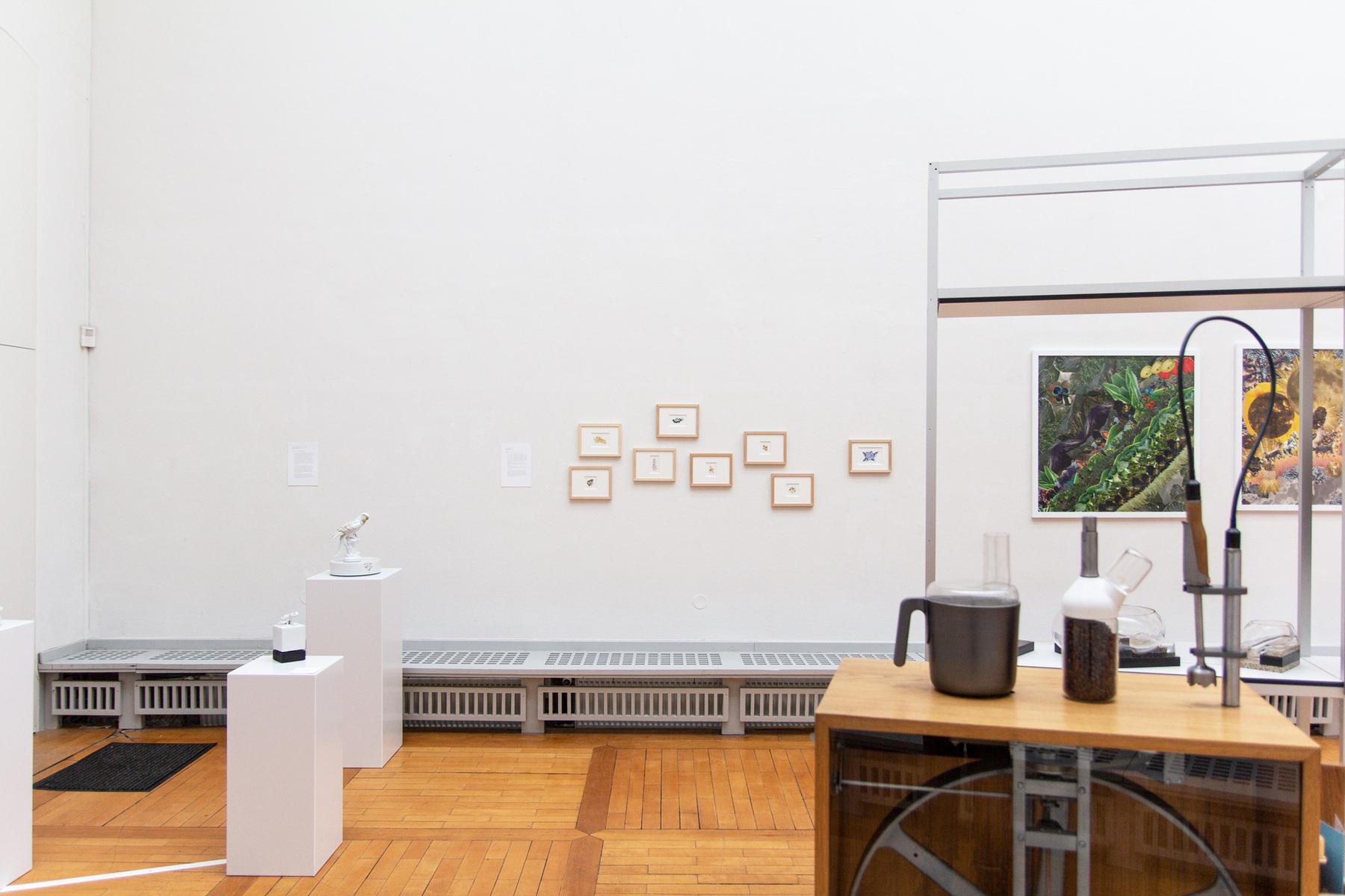 Philipp Valenta - Unser Bauhaus, Kunsthalle Harry Graf Kessler, Weimar