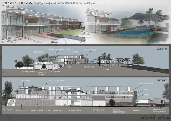 Architecture Design Page shekhar shinde architecture - shekhar shinde architectural portfolio