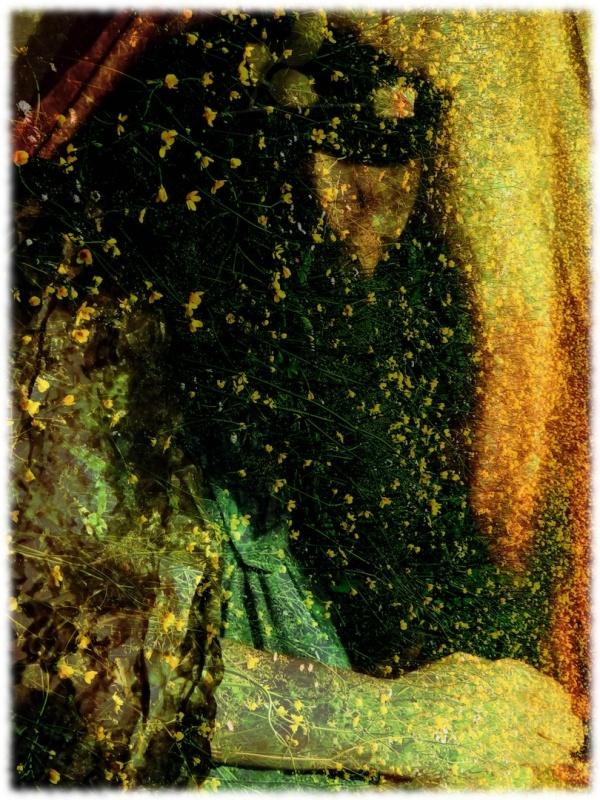 Eleonora Gadducci Photographer - The Green Lady