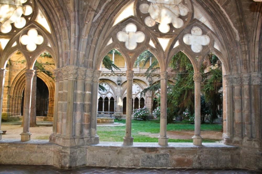 Cristina Sánchez Martínez - Veruela monastery