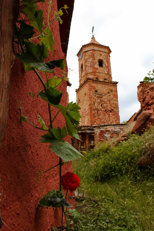 Cristina Sánchez Martínez - Peñarroya tower - Teruel