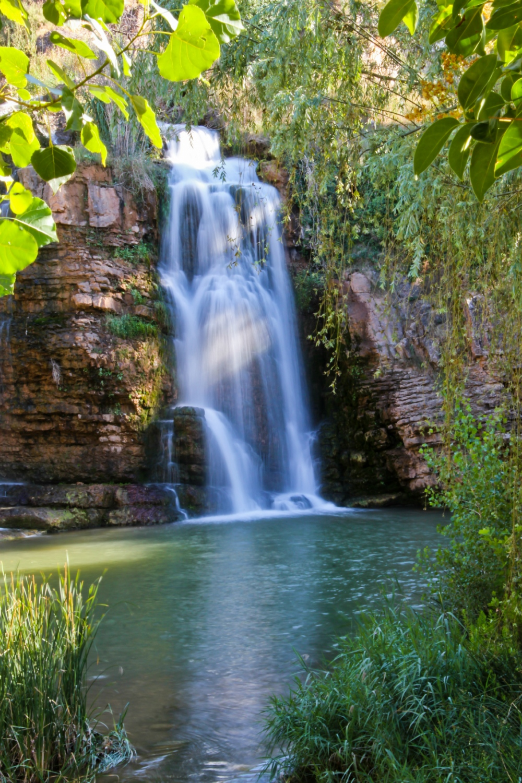 Cristina Sánchez Martínez - Waterfall-Muel