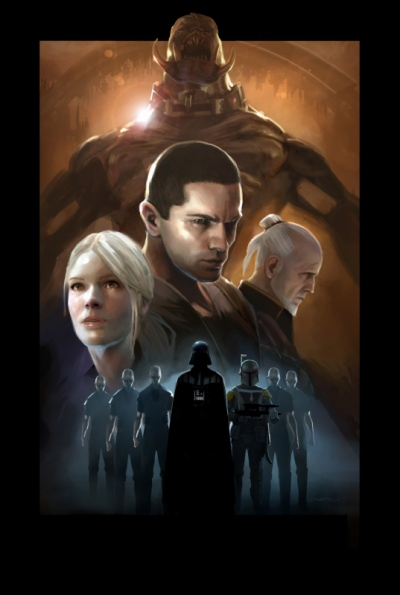 ART BY ABC - The Force Unleashed II