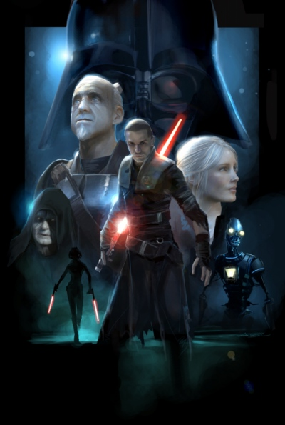 ART BY ABC - The Force Unleashed