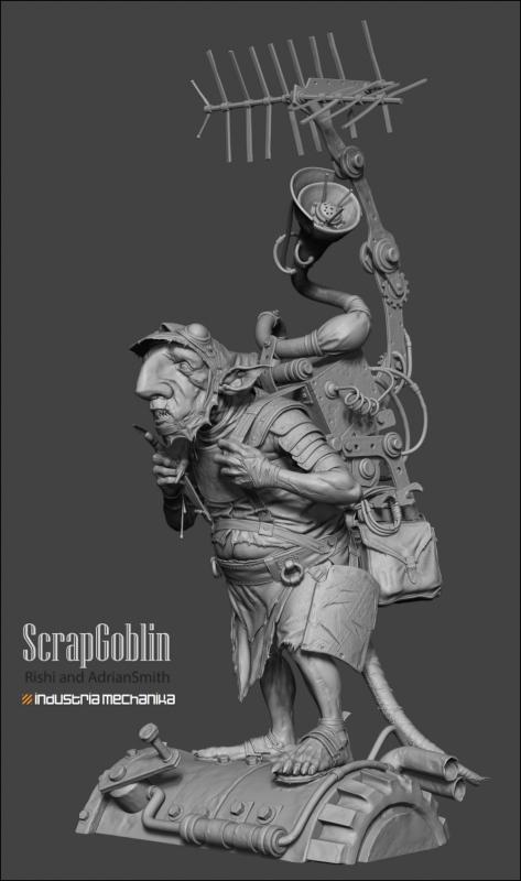 NANDLASKAR- DIGITAL SCULPTOR - ScrapGoblin2